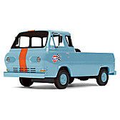 1966 Gulf Racing Ford Econoline Diecast Pickup Truck