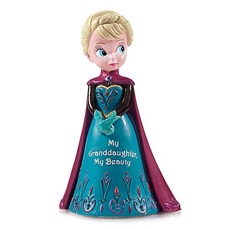 Disney FROZEN My Granddaughter, My Beauty Elsa Figurine