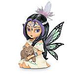 Wildwood, The Spirit Of Power Jasmine Becket-Griffith Fairy Figurine