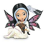 Greenmeadow, The Spirit Of Abundance Jasmine Becket-Griffith Fairy Figurine