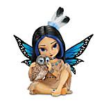 Jasmine Becket-Griffith Moonheart, Spirit Of Wisdom Native American-Inspired Fairy Figurine