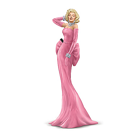 Marilyn Monroe Dazzling Perfection Figurine