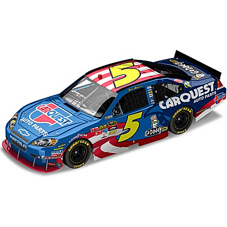 Mark Martin No5 Carquest 2010 Sprint Cup Diecast Car