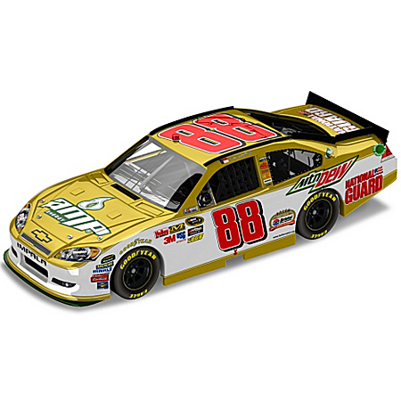 Dale Earnhardt Collectibles Dale Earnhardt Jr. No. 88 2011 Sprint Cup AMP Energy/Bristol 50th Anniversary Diecast Car