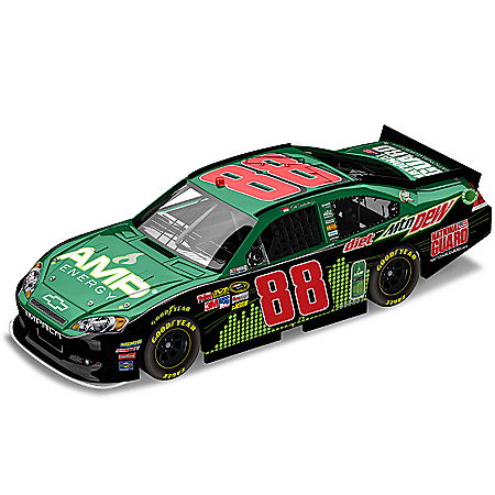 Dale Earnhardt Collectibles NASCAR Dale Earnhardt Jr. No. 88 AMP 2012 Diecast Car