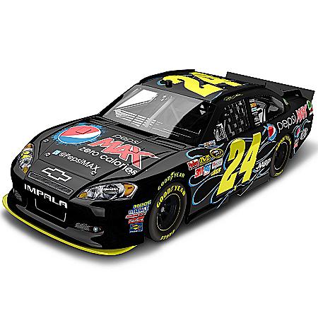 NASCAR Jeff Gordon No. 24 Pepsi Max 2012 Diecast Car