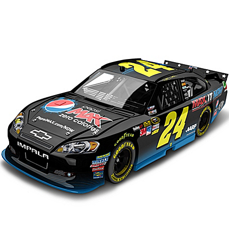 NASCAR Jeff Gordon No24 Pepsi MAX It Now 2012 Diecast Car