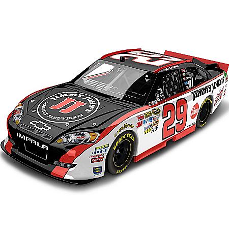 NASCAR Kevin Harvick No. 29 Jimmy John's 2012 Diecast Car