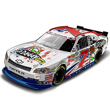 NASCAR Collectibles NASCAR Danica Patrick No. 7 GoDaddy NASCAR UNITES 2012 Diecast Car