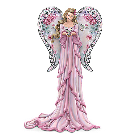 Lena Liu Figurine: Angel Of Fluttering Renewal