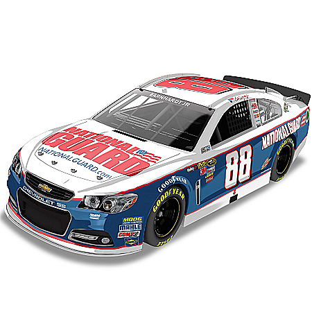 Dale Earnhardt Collectibles NASCAR 2013 Sprint Cup Diecast Car: Dale Earnhardt Jr. No. 88 National Guard