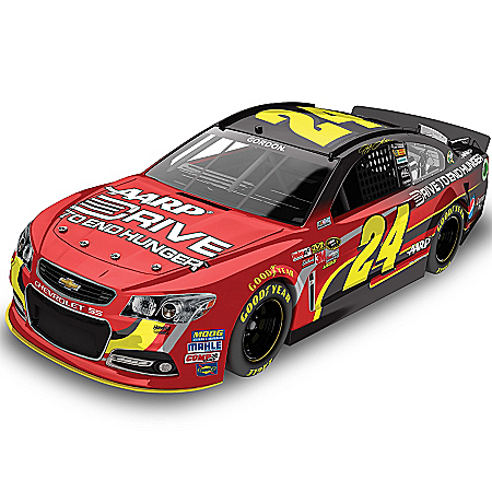 NASCAR 2013 Sprint Cup Diecast Car: Jeff Gordon No. 24 AARP Drive To End Hunger
