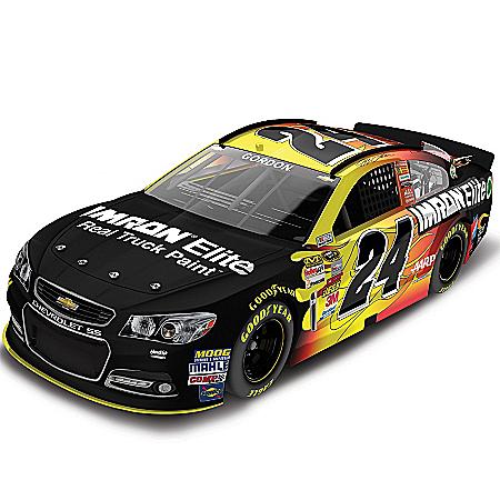 NASCAR Collectibles Diecast Car: Jeff Gordon No. 24 IMRON Elite 2013 NASCAR Sprit Cup Series Diecast Car