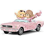 Ford Precious Moments Figurine - On The Road To A Cure