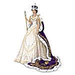 Figurine - The Coronation Of Queen Elizabeth II Figurine