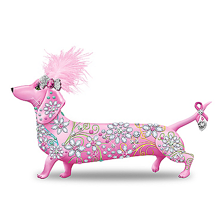 Figurine: Paws For A Cause Figurine