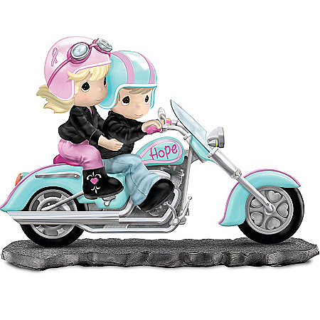 Figurine: Precious Moments Hope Goes The Distance Figurine