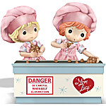 Figurine - Precious Moments Together We Can Handle Anything Figurine