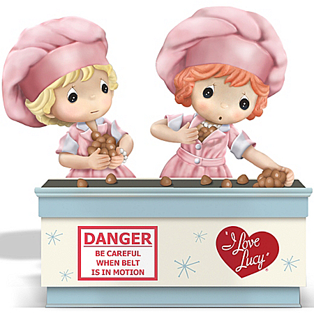 Figurine: Precious Moments Together We Can Handle Anything Figurine