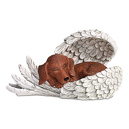 Figurine: Heaven's Paw-fect Blessing Figurine