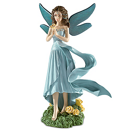 Faith's Embrace Fairy Figurine