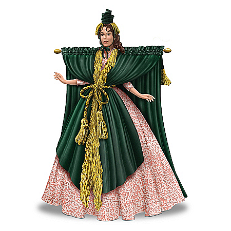 Figurine: Carol Burnett Starlet Went With The Wind Figurine