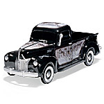 Al Agnew Wild And Free 1953 Ford F100 Sculpture