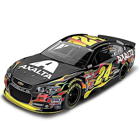 Diecast Car: Jeff Gordon No. 24 Axalta Coating Systems NASCAR 2014 Diecast Car