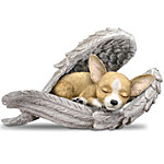 Figurine - Chihuahuas Leave Paw Prints On Our Hearts Figurine