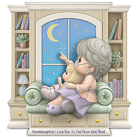 Granddaughter I Love You To The Moon and Back