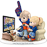 Figurine - Precious Moments Every Day Is A Slam Dunk With You Florida Gators Figurine