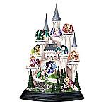 Jasmine Becket-Griffith Castle Of Dragon's Keep Fairy Figurine Set