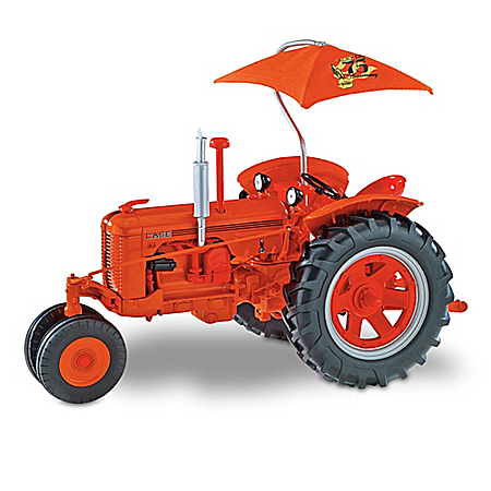 Diecast: Case DC-3 Gas Narrow Front Diecast Tractor