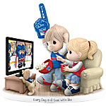 Figurine - Precious Moments Every Day Is A Goal With You New York Rangers® Figurine