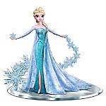 Disney FROZEN Elsa The Snow Queen Let It Go Figurine