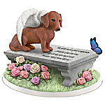 Blake Jensen Dachshunds Leave Paw Prints On Our Hearts Pet Memorial Figurine
