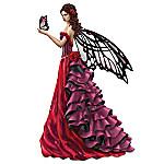 Nene Thomas Magic Of Hope Fairy Figurine Supports Women's Heart Health