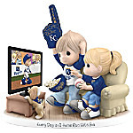 Precious Moments Every Day Is A Home Run With You Kansas City Royals Figurine