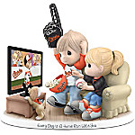 Precious Moments Every Day Is A Home Run With You Baltimore Orioles Figurine