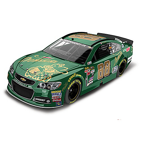 Dale Earnhardt Jr. No. 88 Diet Mountain Dew Dewshine 2015 NASCAR Sprint Cup Series Diecast Car
