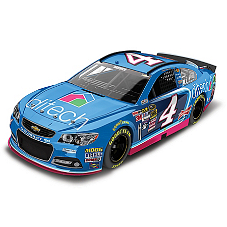 Kevin Harvick No. 4 Ditech 2015 1:24-Scale Diecast Car
