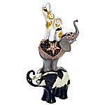 Grace And Grandeur Lucky Me Elephants Figurine By Blake Jensen