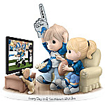 Every Day Is A Touchdown With You Detroit Lions Figurine