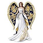 Lena Liu Glorious Praise Handcrafted Angel Figurine