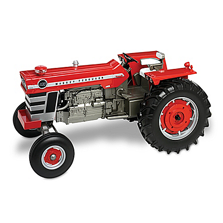 Massey-Ferguson 1130 Wide Front Diesel Diecast Collectible Tractor