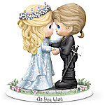 Precious Moments The Princess Bride As You Wish Figurine With Buttercup And Westley