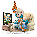 Every Day Is A Touchdown With You Miami Dolphins NFL Figurine