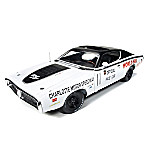 1 - 18-Scale 1971 Dodge Charger R/T World 600 Pace Diecast Car