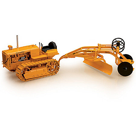 1:16 Scale Caterpillar R2 Track-Type Collectible Diecast Tractor