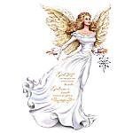 Dona Gelsinger My Strength, My Guide Angel Figurine